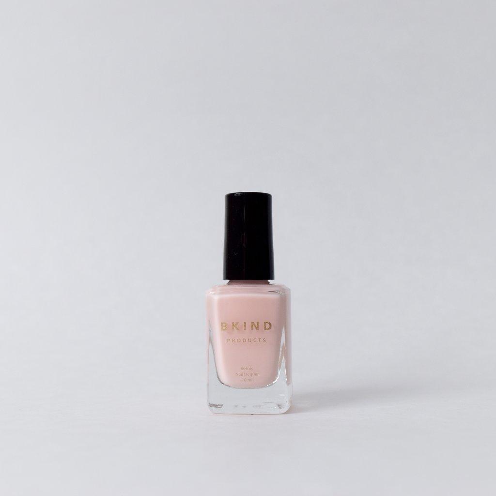 French pink nail polish