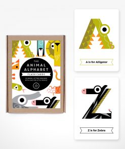 The-Jam-Tart-Animal-Alphabet-Flash-Cards-1
