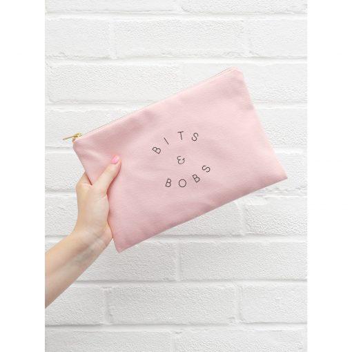 Alphabet-Bags-Large-Pink-Pouch-Canvas-Bag-001