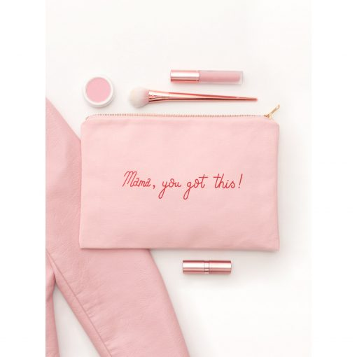 Alphabet-Bags-Mama-You-Got-This-Large-Pink-Pouch-Canvas-Bag-002