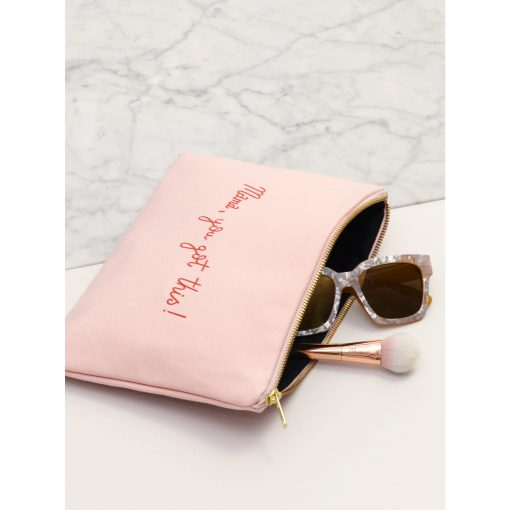 Alphabet-Bags-Mama-You-Got-This-Large-Pink-Pouch-Canvas-Bag-005