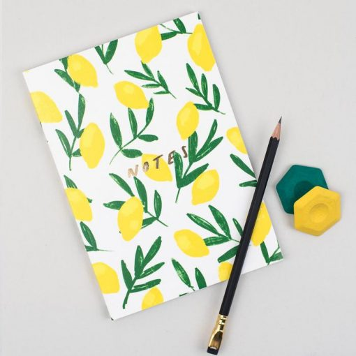 In-the-box-gifts-lemon-notebook-old-english-company
