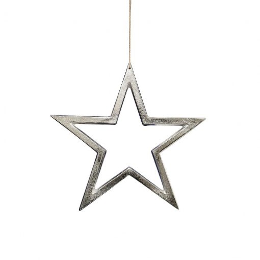 in-the-box-gifts-silver-star-christmas-decoration