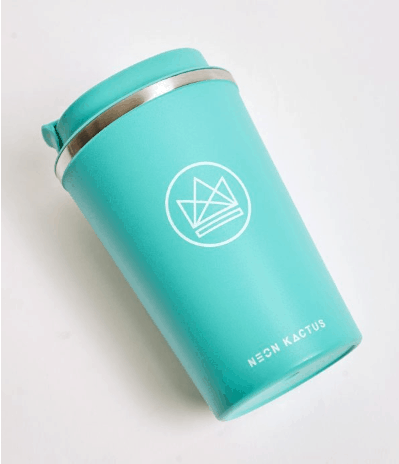 aqua-Neon-Kactus-Reusable-Coffee-Cup-In-the-box-gifts