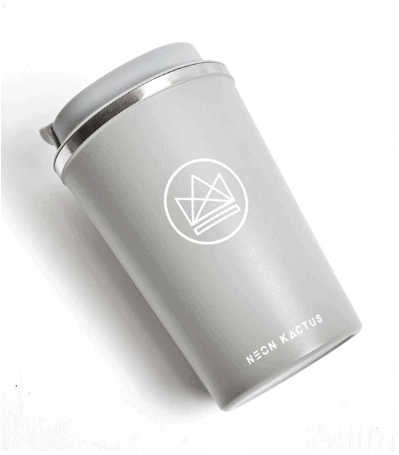 grey-Neon-Kactus-Reusable-Coffee-Cup-In-the-box-gifts
